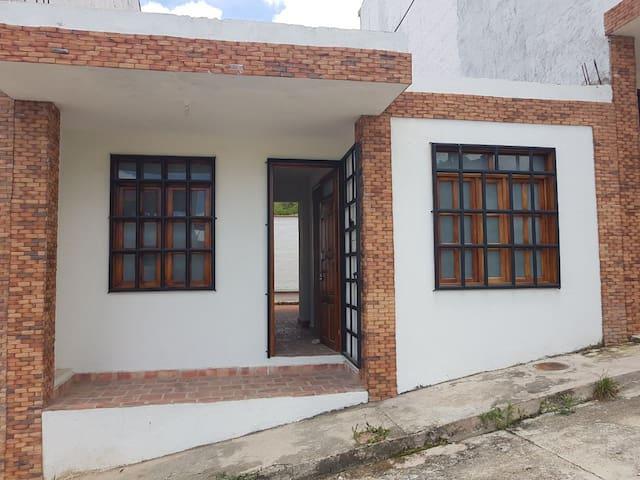 Casa vacacional - Curití (alquiler completa)
