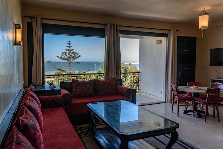 Super apartment with great sea view