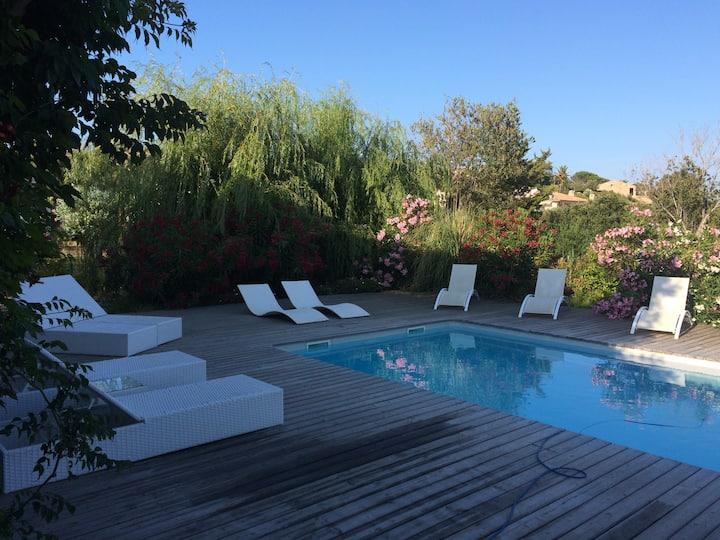 Villa plage et piscine Région de Porto-Vecchio