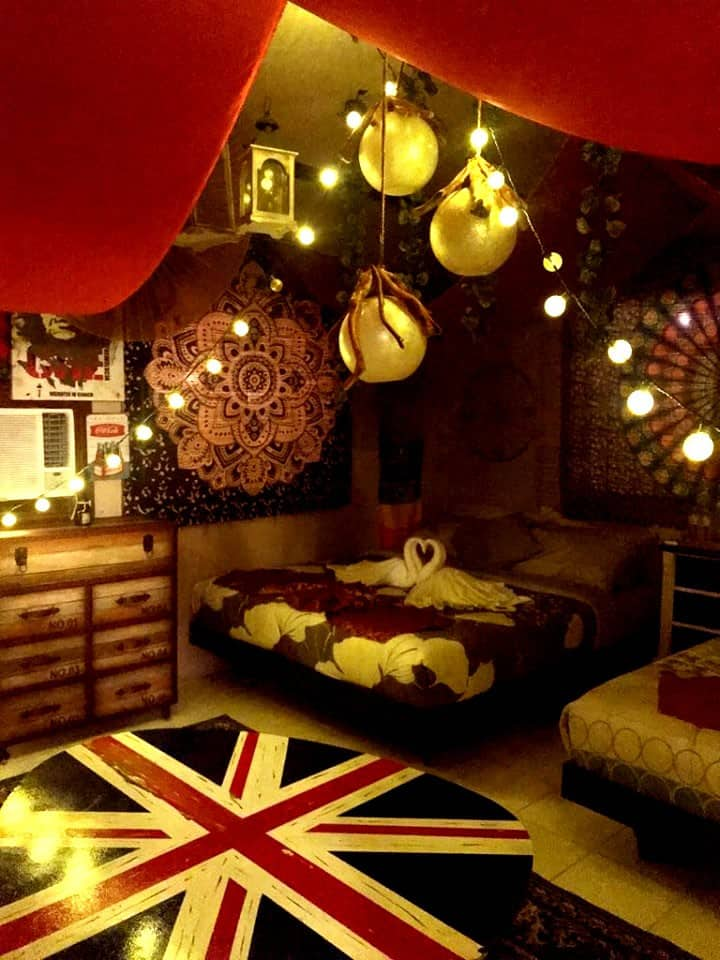 Leonardas Bed & Breakfast Sgt. Peppers Room