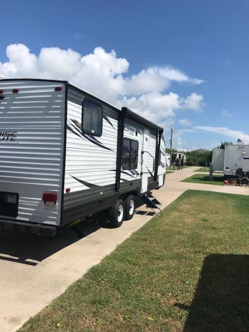 Entire RV for rent