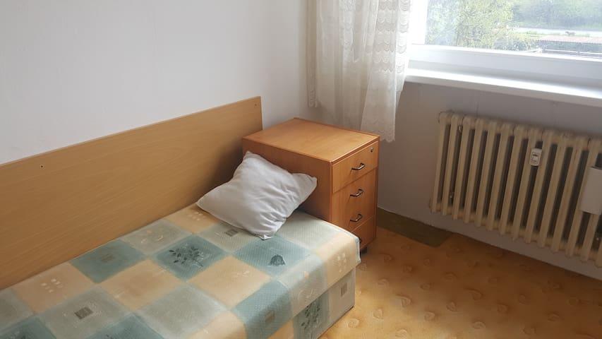 Room in quiet place - Praha - Byt