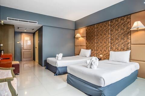 Superior Room Only at Ayothaya Riverside Hotel
