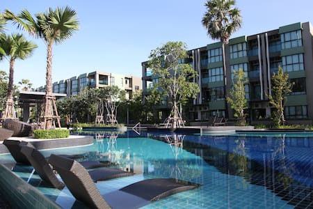 Lumpini Park Beach Cha-Am - Phetchaburi - Osakehuoneisto