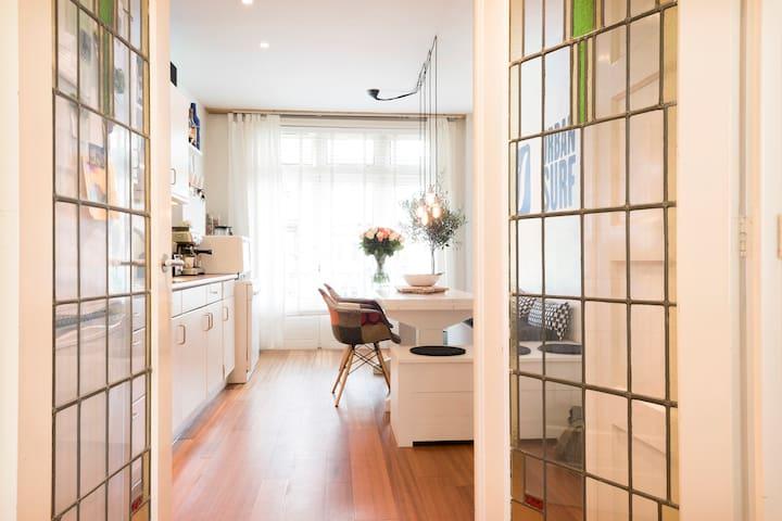Chill apartment in quiet area - Amsterdam - Appartement