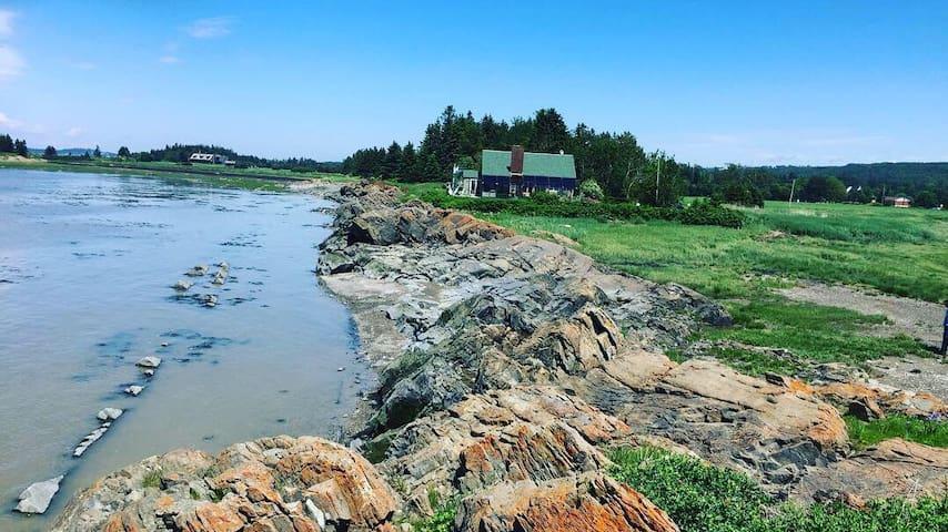 """""""Péninsule"""" de la Baie de l'Amitié"""