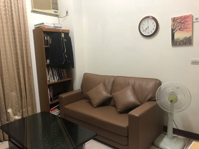 Taichung台中史凱勒的窩Sky's Cozy Room Backpackers Welcome