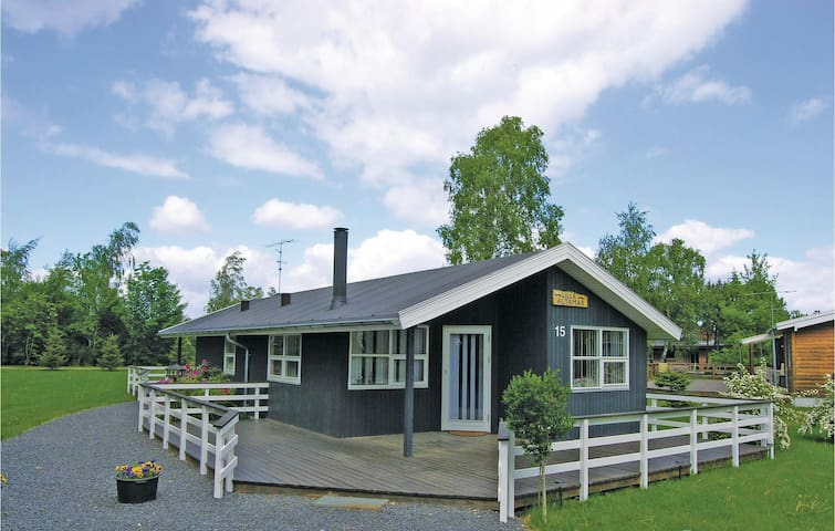 Holiday cottage with 3 bedrooms on 81 m² in Ørsted