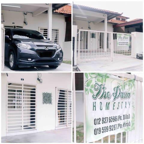 TheDaun Homestay Seri Iskandar, Perak