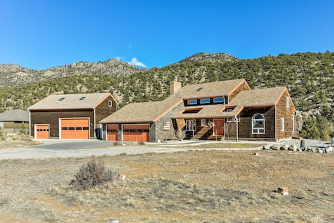 Buena Vista Home On River - 1 ½ Miles to Downtown!