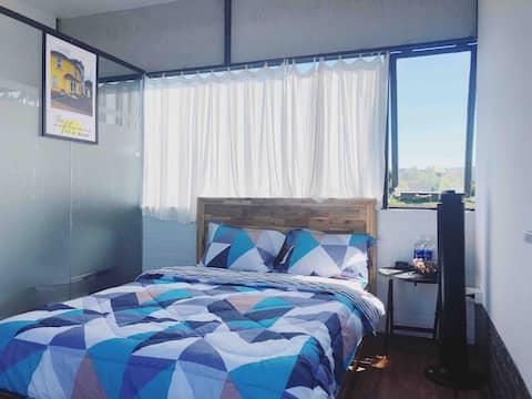 BIEN RUNG-BLUE ROOM homestay Dak Glong-Dak Nong