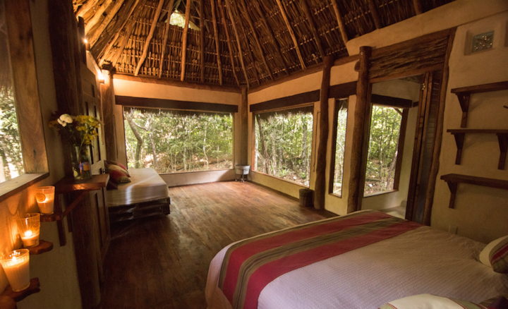 Secluded natural gem in the jungle of Tulum