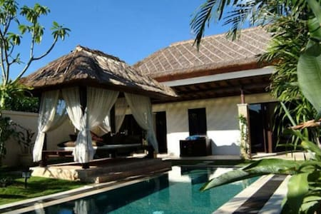 THE ROYAL ONE BEDROOM PRIVATE POOL VILLA - South Kuta