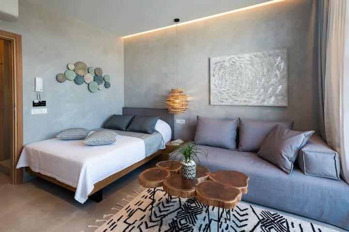 Petalo Suites - Junior Suite with Old Town View