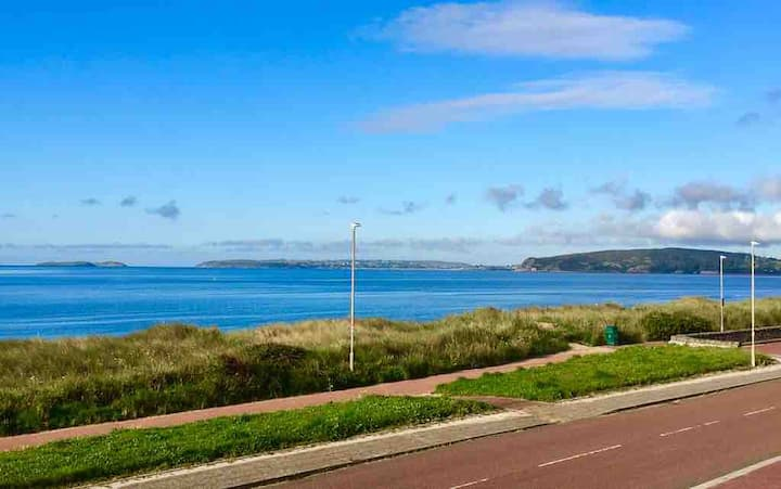 Llain Hir - 4 bed house overlooking Cardigan Bay