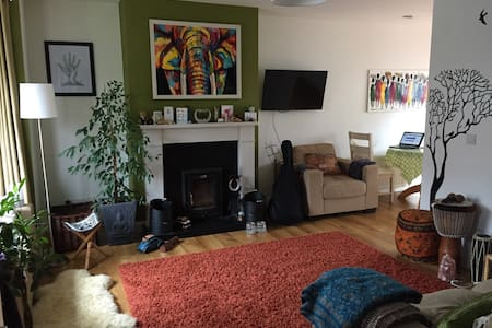 Beautiful cosy house in Galway Suburbs - Galway
