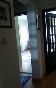 confortable and spacious room with WC - Linda-a-Velha - Apartment - 1
