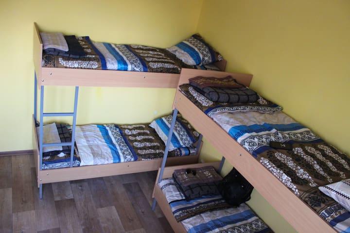 Хостел в Борисполі - Like House - hostel near Kyiv