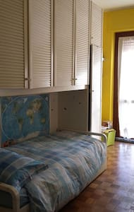 Single room in central Biella near SellaLab - Biella