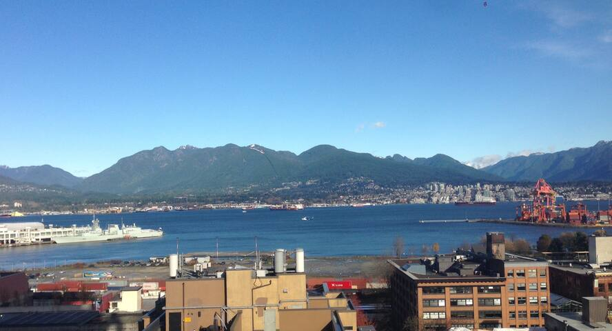 North Shore and Grouse Mountain