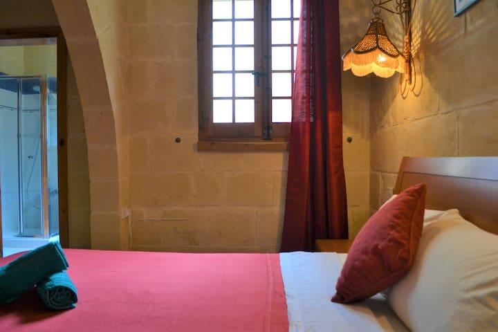 Double Room in Beautiful Gozitan Villa