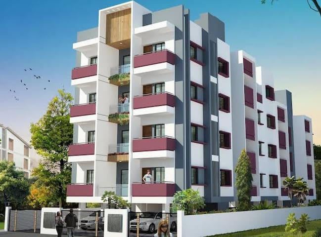 Modern Apartment Kannur