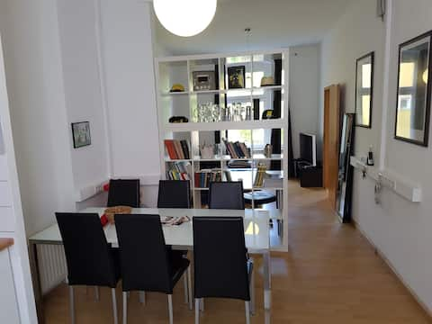 60 sqm old apartment in the city of Dortmund