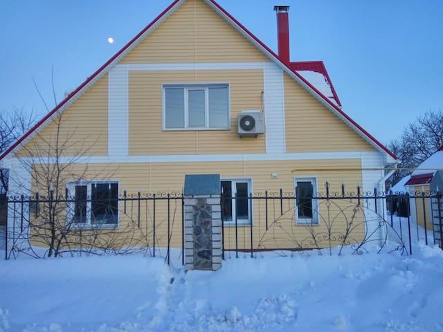 Дом со всеми удобствами - Новосибирск