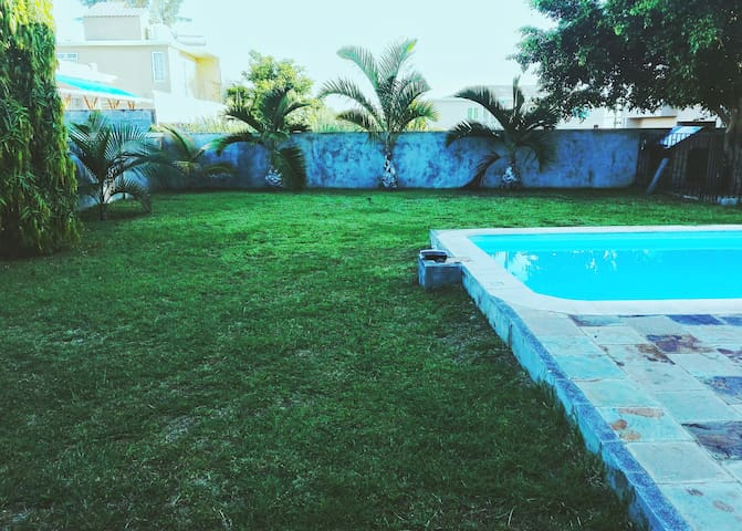 3 bedroom,pool,garden and american kitchen - Flic en Flac - Talo