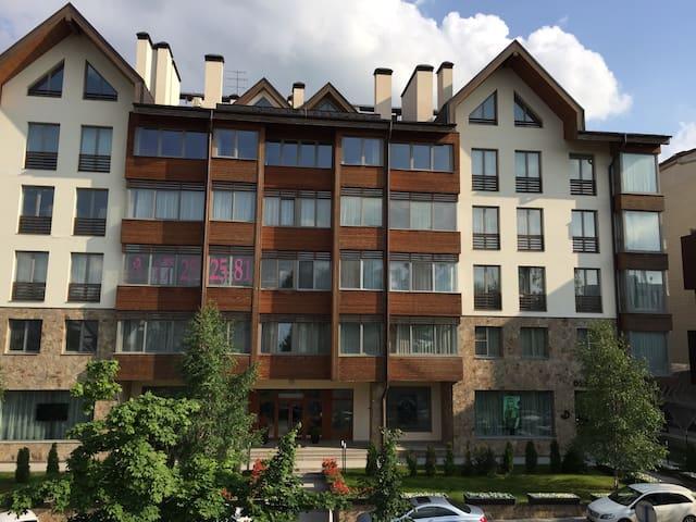 апартаменты в сердце рублевки - Жуковка - Apartamento