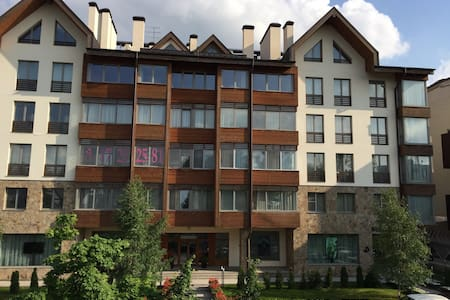 апартаменты в сердце рублевки - Жуковка - Daire