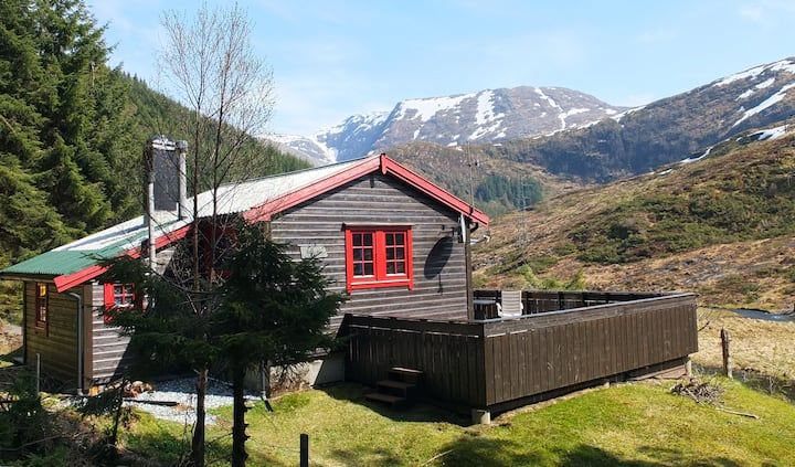 Mountain cottage - 30 min. from the City of Bergen