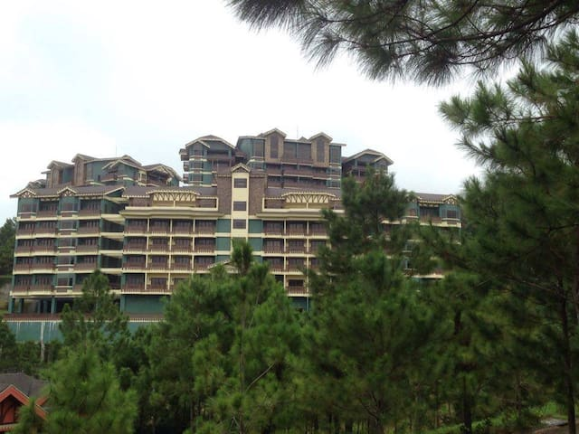 Crosswinds Luxury Tagaytay - PH - Kondominium