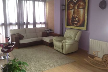 20' from Barcelona.Modern with Wifi - Sabadell  - Wohnung
