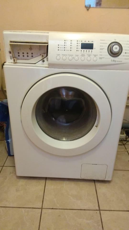 Прекрасная стиральная машина