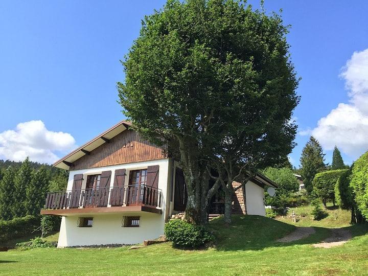 Chalet montagne 4* Gerardmer  Hautes Vosges Sauna