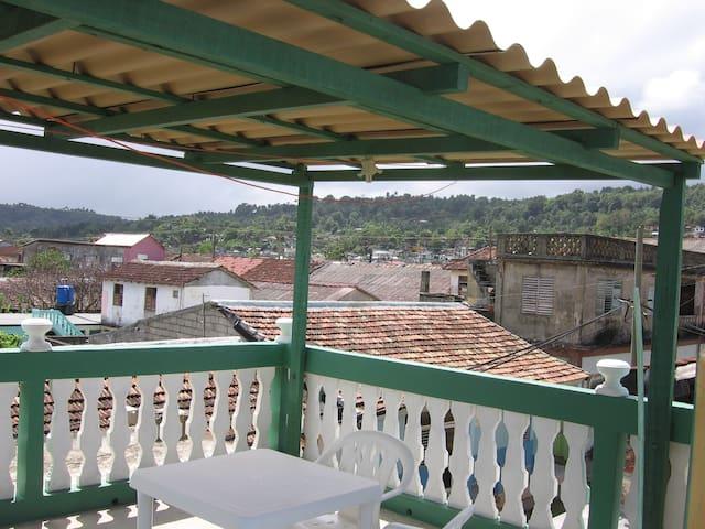 Casa Daniel y Zeida - Baracoa - Rumah