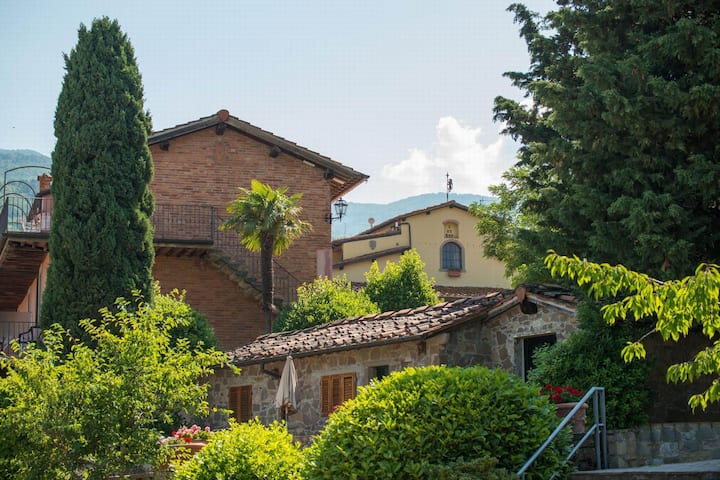 Marvelous lodging in the Chianti, Air conditioning