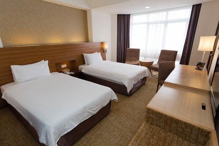 Genting Highlands Resort Hotel Deluxe Twin Room