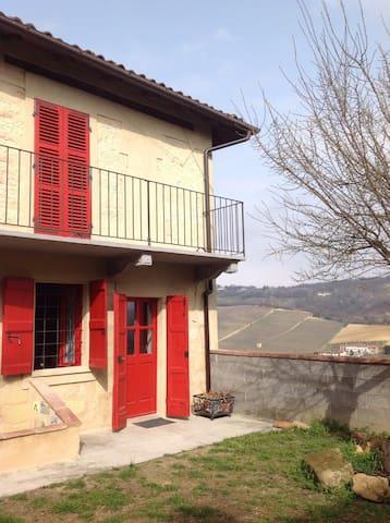 Dai Giggi - Grazzano Badoglio - House