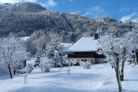 Vacances neige à Samoëns - Samoëns