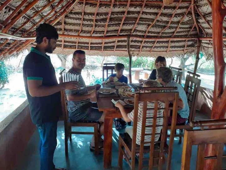 Eco Tree house Yala
