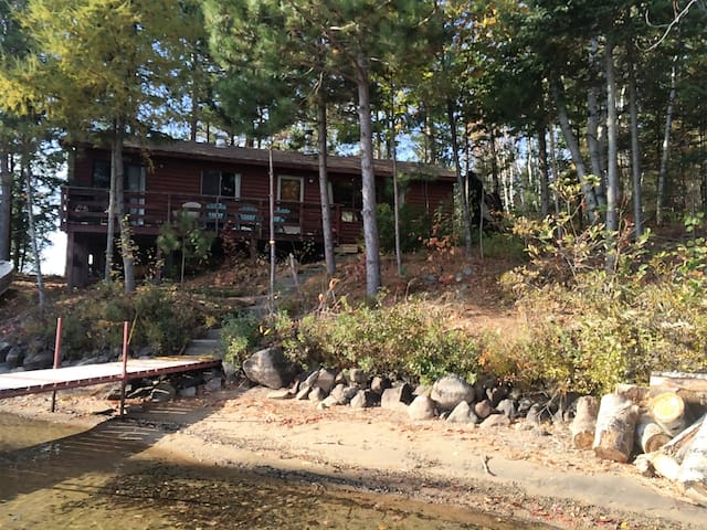 Waterfront Cottage located on tranquil Paugh Lake - Barry's Bay - Cabin