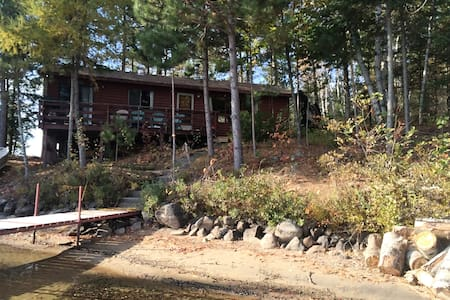 Waterfront Cottage located on tranquil Paugh Lake - Barry's Bay