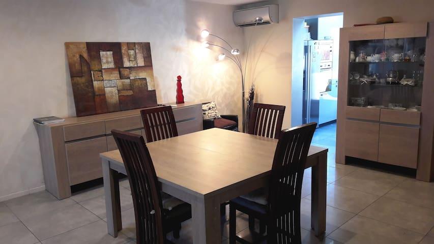 Villa 3 chambres idéalement située