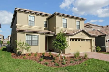 ChampionsGate   6BR/6BA Pool House   Sleeps 12   Gold - RCG644 - Kissimmee