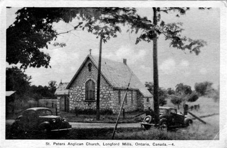 St James Anglican (circa 1933)