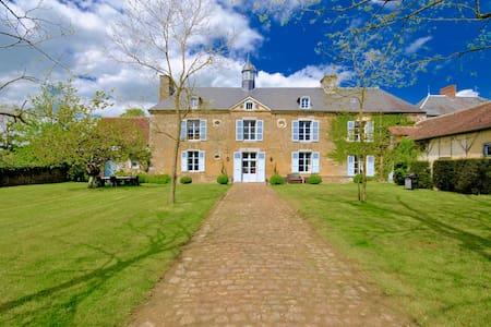 Normandie chambre d'hôte au Domaine - Bed & Breakfast