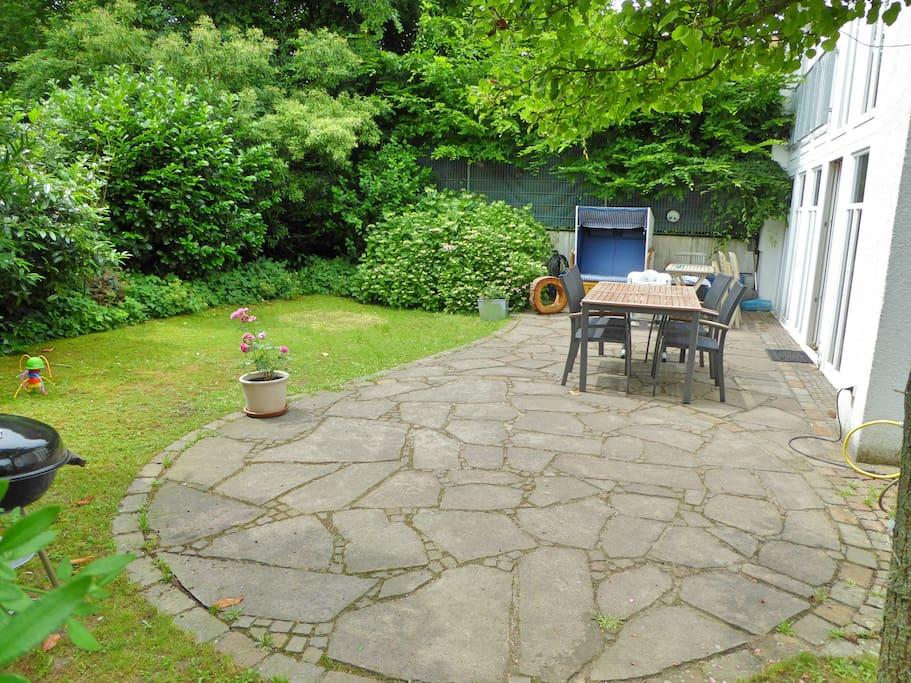 Garten zur alleinigen Nutzung Photo 2