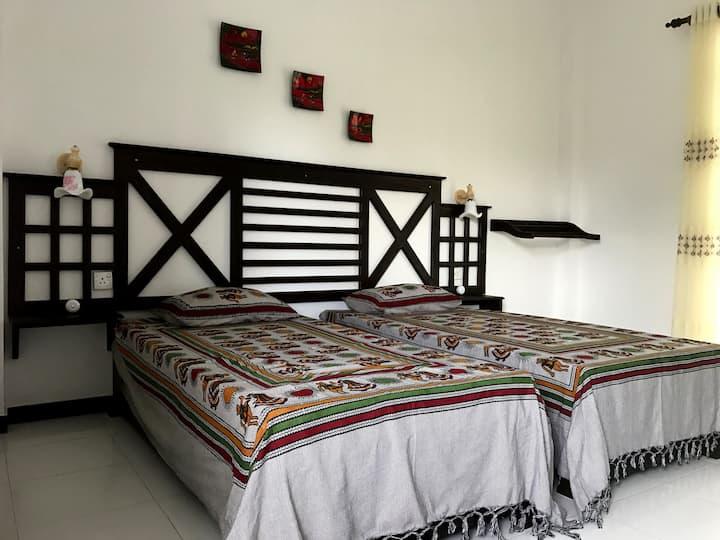 SLH apartment ( Twin Room No. 1 ) Non A/C